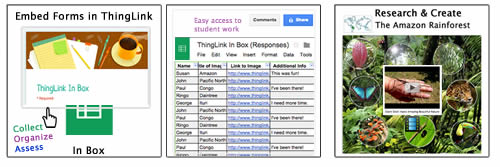 Collect, sort and view all student work in one place!