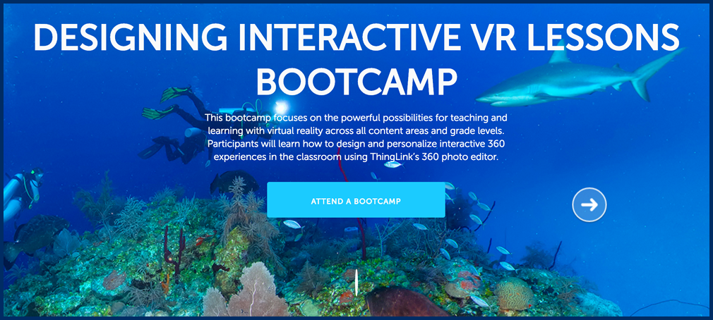 ThingLink VR Bootcamp