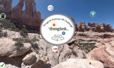 Share the news  with your colleagues and join hundreds of educators from locations across the globe in the ThingLink Teacher Summer Challenge starting in June!