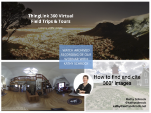 360 Images with Kathy Schrock
